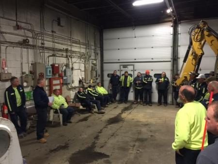 DPW Safety Tailgate