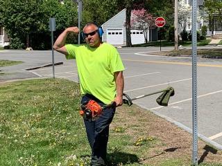 Parks Worker