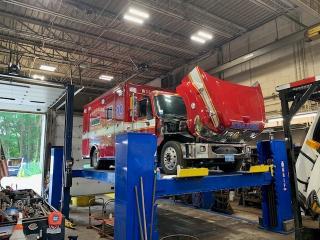 Ambulance Maintenance