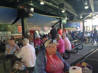 Lowell Spinners BBQ